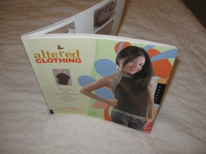 Altered Clothing book